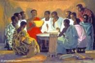 Cameroon jesus-mafa-last-supper